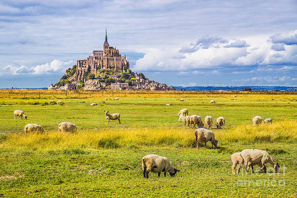 Unesco Wall Art - Photograph - Beautiful View Of Famous Historic Le by Canadastock