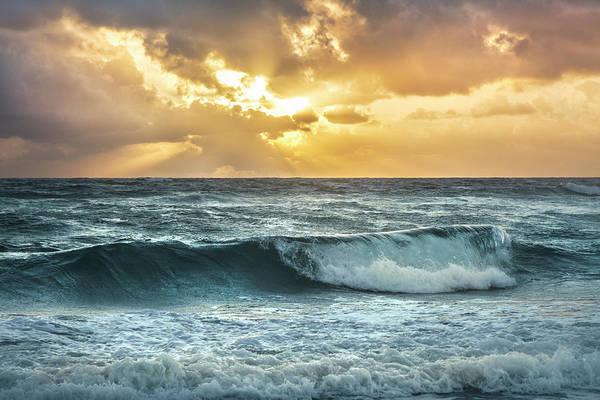 Photograph - Beautiful Waves by Debra and Dave Vanderlaan
