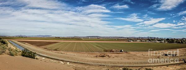 Wall Art - Photograph - Beautiful Yuma Valley by Robert Bales