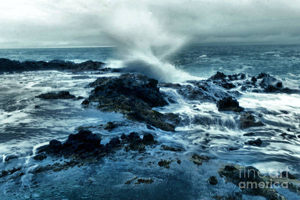 Wall Art - Photograph - Beauty Of Stormy Seas by Jeff Swan