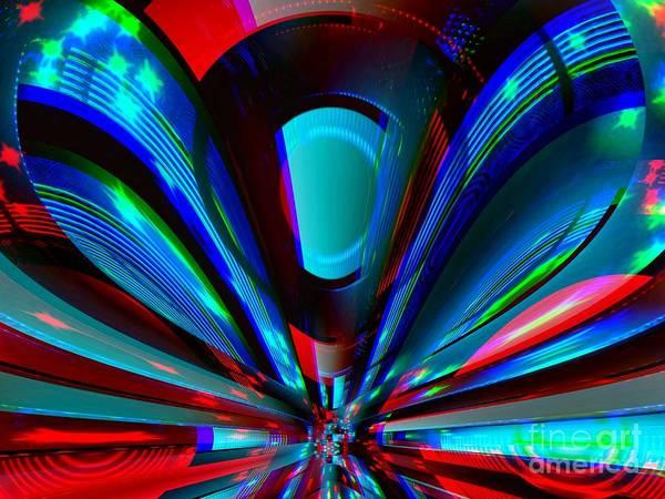 Digital Art - Become by Rachel Hannah
