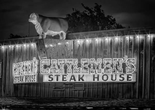 Wall Art - Photograph - Beef - Cattlemen's Stockyards - #2 by Stephen Stookey