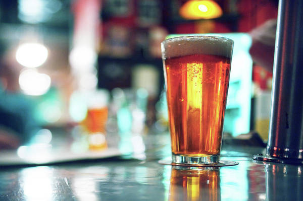 Drink Photograph - Beer by Ansel Olson