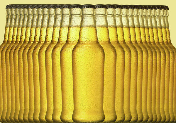 Bottle Photograph - Beer by Jeremy Hudson