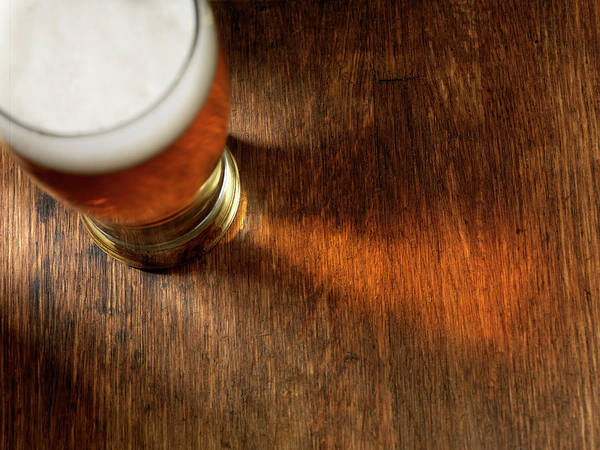 Alcohol Photograph - Beer by Lauripatterson