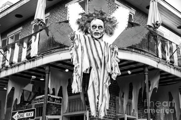 Photograph - Beetlejuice At Oz New Orleans by John Rizzuto