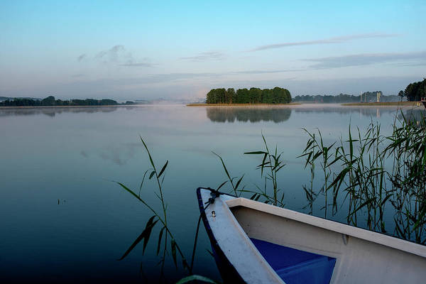 Photograph - Before Dawn At Lake Tajty by Dubi Roman