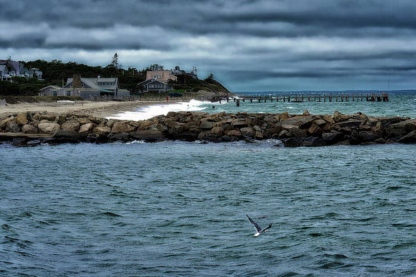 Wall Art - Photograph - Before The Storm Marthas Vineyard Cape Cod Massachusetts 01 by Thomas Woolworth