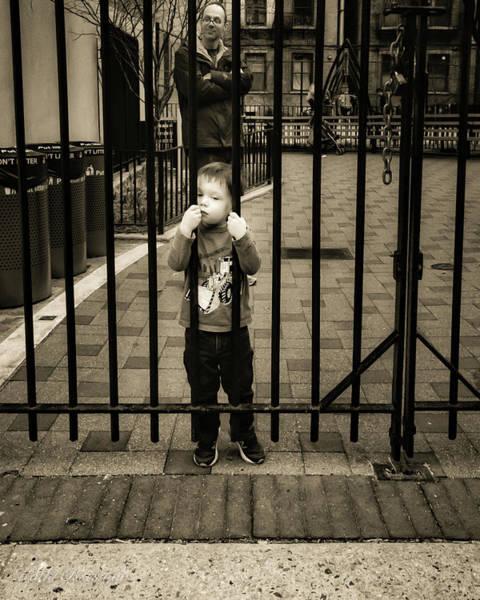 Wall Art - Photograph - Behind Bars by Kathi Isserman