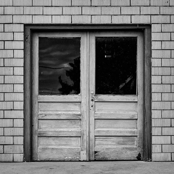 Wall Art - Photograph - Behind The Door by Stephen Stookey