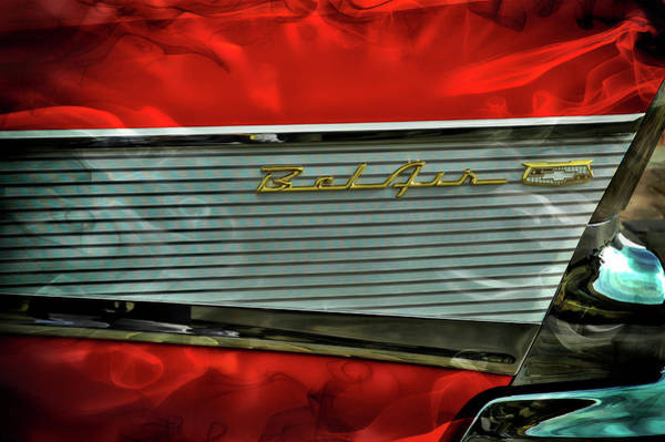 Wall Art - Photograph - Bel Air by Paul Coco