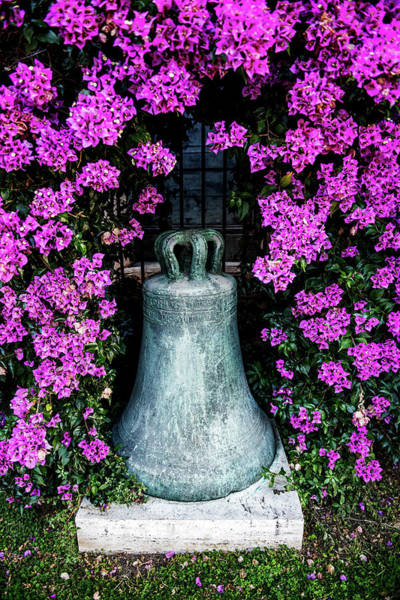 Photograph - Bell by Joseph Yarbrough