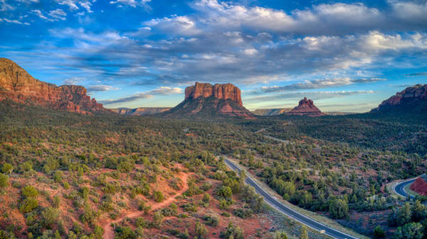 Photograph - Bell Rock  by Ants Drone Photography