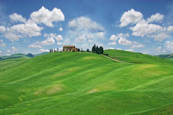 Tuscany Photograph - Bella Toscana by Andrea Kamal