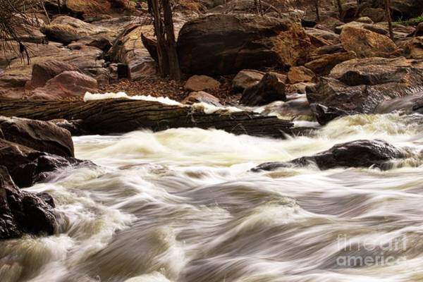 Wall Art - Photograph - Bells Rapids - Swan River - Perth Western Australia -3 by Carolyn Parker