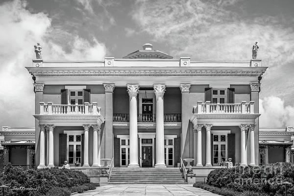 Photograph - Belmont University Belmont Mansion by University Icons