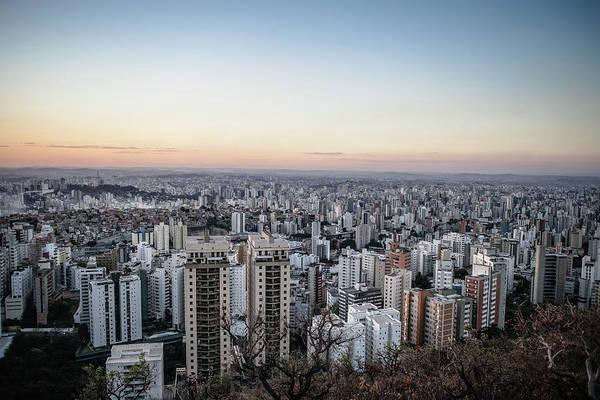 Minas Gerais Wall Art - Photograph - Belo Horizonte by Becreative At Werkeschaffen.de
