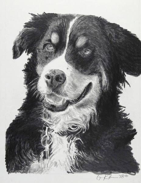 Drawing - Beloved by Lynn Hansen