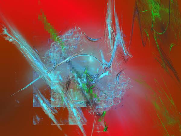 Digital Art - Belsano by Jeff Iverson