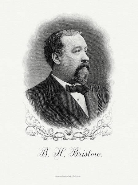 Matter Painting - Benjamin Bristow by The Bureau of Engraving and Printing