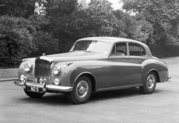 Photograph - Bentley by Baron