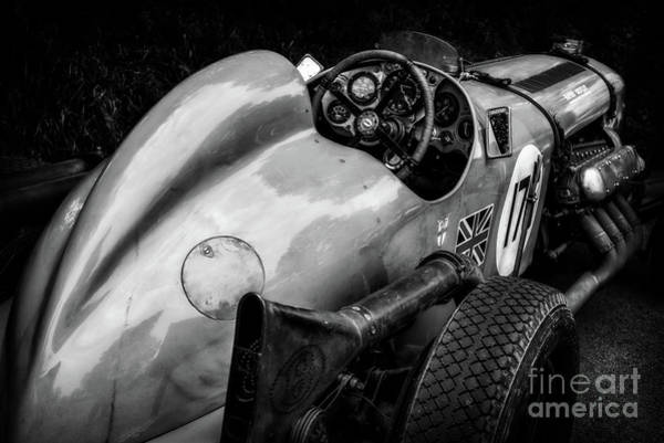 Wall Art - Photograph - Bentley Classic Car by Adrian Evans