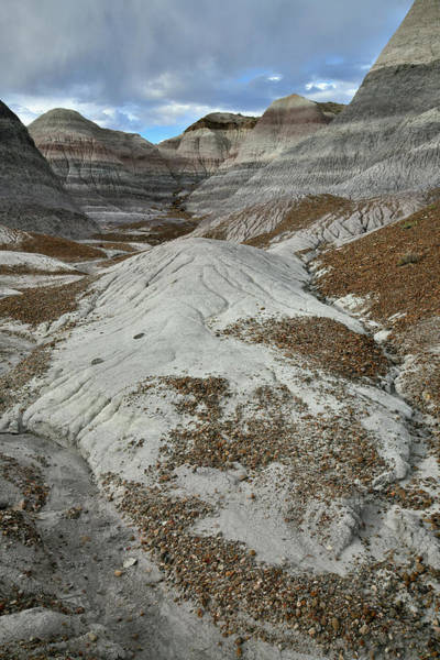 Photograph - Bentonite Dunes Of Blue Mesa by Ray Mathis