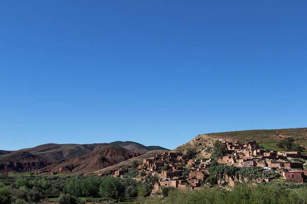 Berber Wall Art - Photograph - Berber Village by Matt Parry Photography