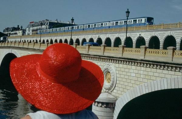 Photograph - Bercy Bridge In Paris, France - by Herve Gloaguen