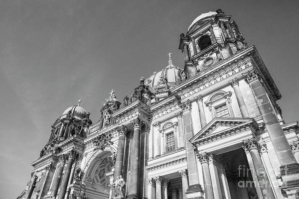 Wall Art - Photograph - Berlin - Berlin Cathedral by Stefano Senise