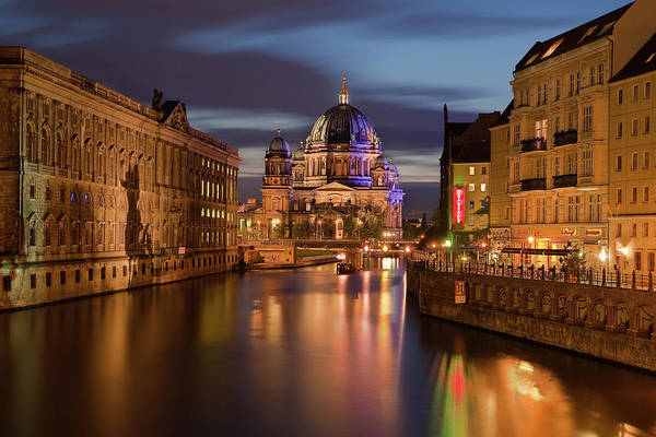 Berlin Cathedral Photograph - Berlin Cathedral by Tim Bruening · Photography [www.tb-photography.de]