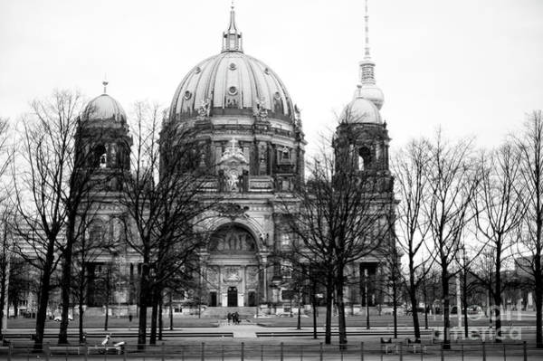 Wall Art - Photograph - Berlin Landmarks by John Rizzuto