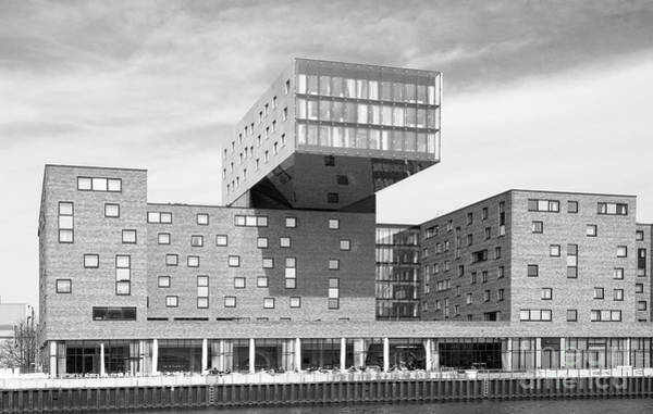 Wall Art - Photograph - Berlin - Modern Architecture by Stefano Senise