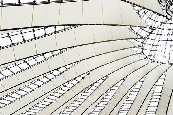 Sony Center Photograph - Berlin Roof by T-immagini