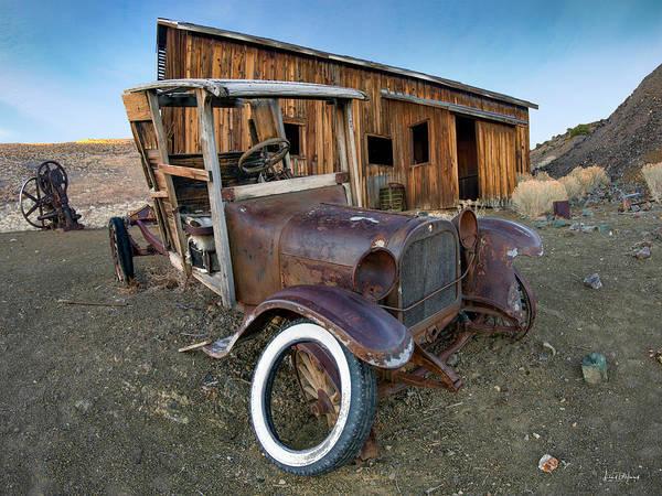 Photograph - Berlin Rust by Leland D Howard
