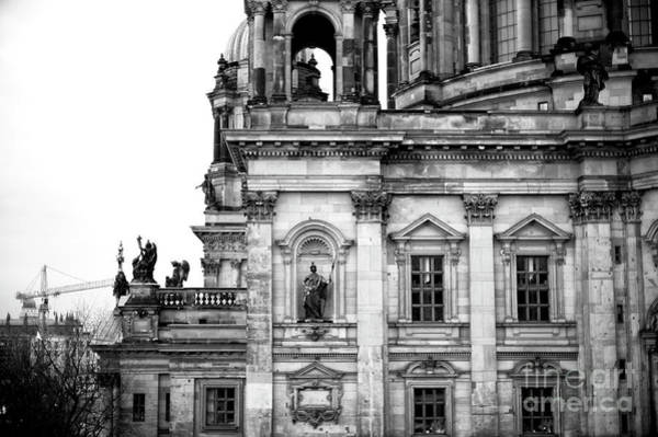 Wall Art - Photograph - Berliner Dom Details by John Rizzuto