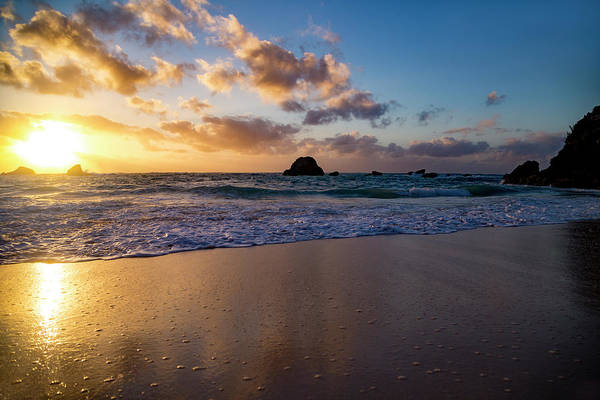 Wall Art - Photograph - Bermuda Beach Sunrise by Betsy Knapp