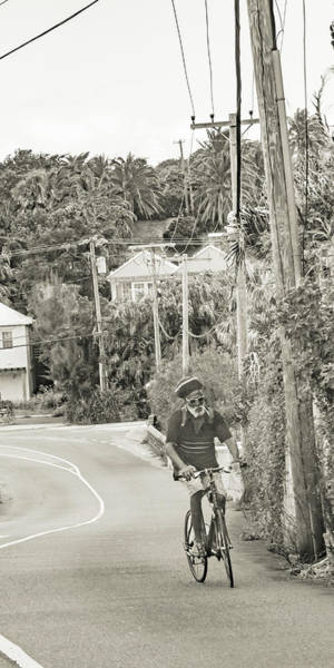 Wall Art - Photograph - Bermuda Biking by Betsy Knapp