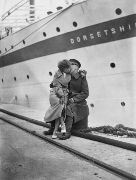 Girlfriend Photograph - Bermuda Bound by A Hudson