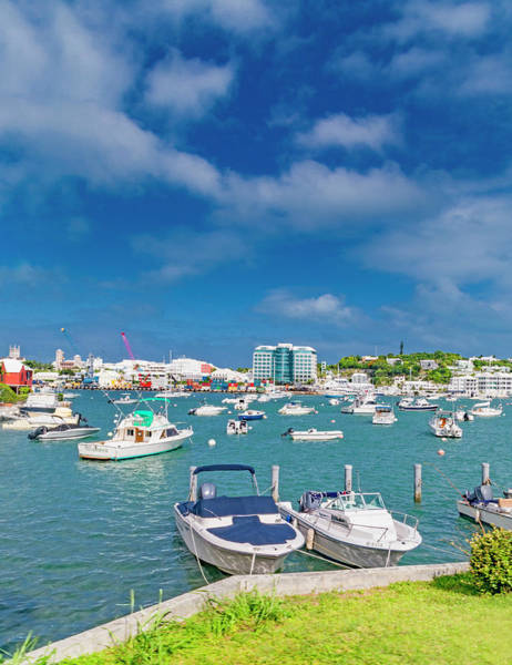 Wall Art - Photograph - Bermuda Coastal Life Hamilton by Betsy Knapp