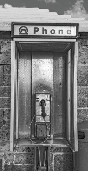Wall Art - Photograph - Bermuda Phone by Betsy Knapp