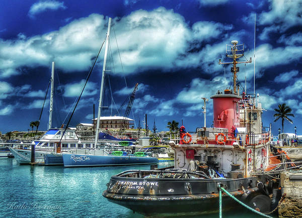 Wall Art - Photograph - Bermuda Sails by Kathi Isserman