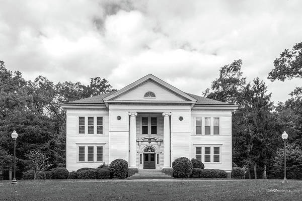 Photograph - Berry College Hoge Building by University Icons