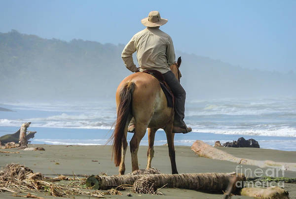 Cahuita Photograph - Best View In Town by Norma Brandsberg