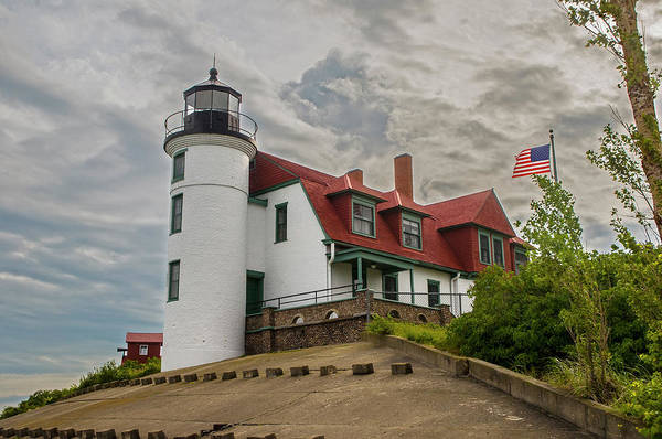 Photograph - Bestie Point Lighthouse  by Matthew Irvin
