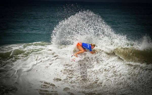 Photograph - Bethany Hamilton Surfer Girl by Waterdancer