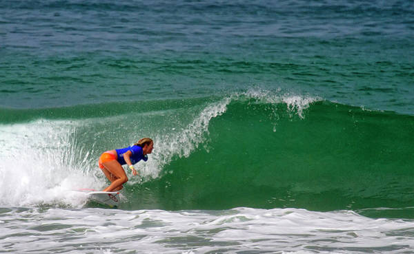 Photograph - Bethany Hamilton Surfer by Waterdancer