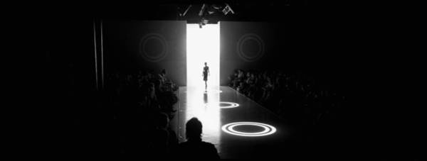 Wall Art - Photograph - Bettina Liano Runway - Mercedes by Chris Mcgrath