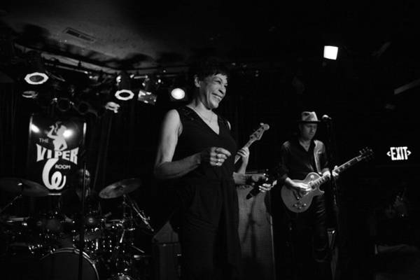 Soul Music Photograph - Bettye Lavette Performs In Los Angeles by Jim Steinfeldt