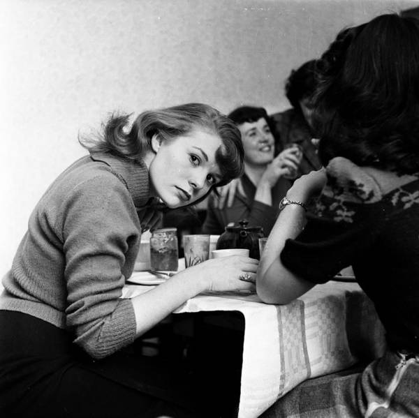 Revue Photograph - Between Shows by John Chillingworth